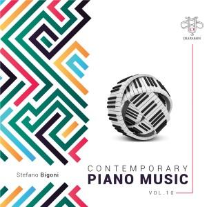 Album Contemporary Piano Music, Vol. 10 from Stefano Bigoni