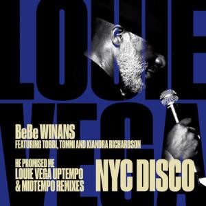 Album He Promised Me (feat. Tobbi, Tommi & Kiandra Richardson) [Remixes] from Bebe Winans