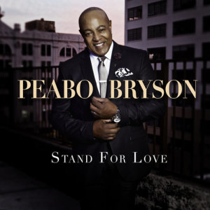 Album Stand For Love from Peabo Bryson