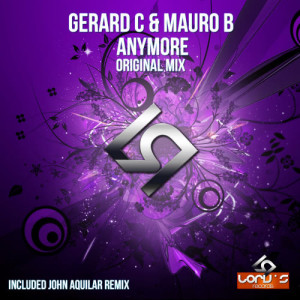Album Anymore - EP from Gerard C