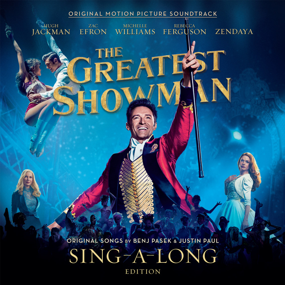 "A Million Dreams (From ""The Greatest Showman"") [Instrumental] 2018 The Greatest Showman Ensemble"