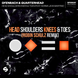 Ofenbach的專輯Head Shoulders Knees & Toes (feat. Norma Jean Martine) (Robin Schulz Remix)