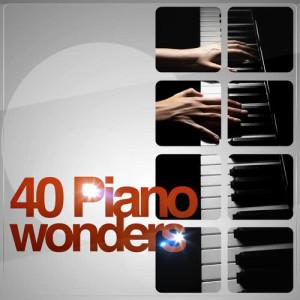 Piano Music的專輯40 Piano Wonders