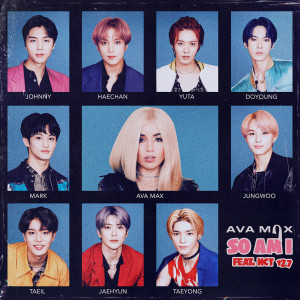 Ava Max的專輯So Am I (feat. NCT 127)