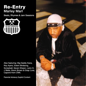 Album Re-Entry from Marley Marl
