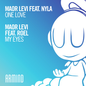 Album One Love (feat. Nyla) / My Eyes (feat. Roel) from Nyla