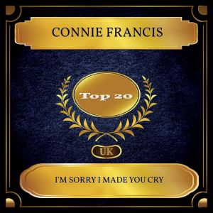 Connie Francis的專輯I'm Sorry I Made You Cry