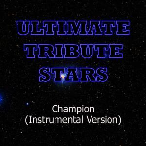 Ultimate Tribute Stars的專輯Nicki Minaj feat. Drake, Nas & Young Jeezy - Champion (Instrumental Version)