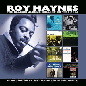 Roy Haynes的專輯The Classic Albums Collection: 1954-1964