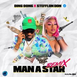 Album Man a Star (Remix) (Explicit) from Stefflon Don