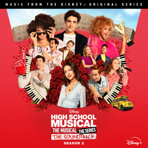 """Album Bet On It (From """"High School Musical: The Musical: The Series (Season 2)"""") from Joshua Bassett"""