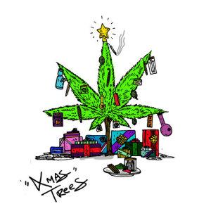 Album Xmas Trees from Bibi Bourelly