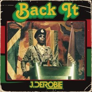 Album Back It from J.Derobie