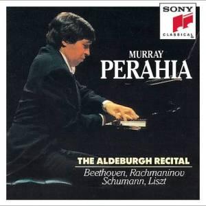 Murray Perahia的專輯The Aldeburgh Recital