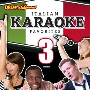 The Hit Crew的專輯Italian Karaoke Favorites, Vol. 3