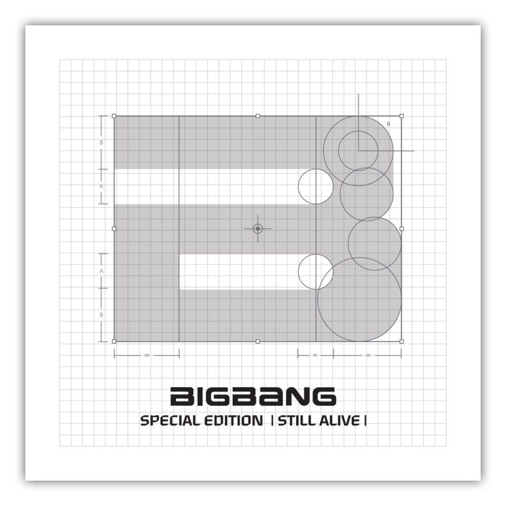 Blue (Special Edition ver.) 2012 BIGBANG