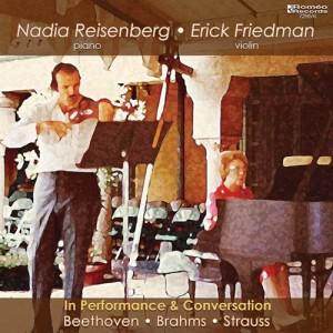 Album Nadia Reisenberg & Erick Friedman in Performance from Nadia Reisenberg