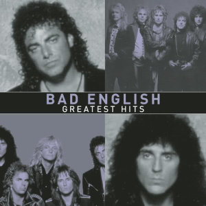 Album Greatest Hits from Bad English