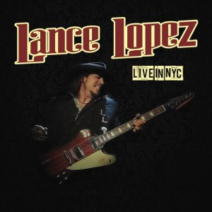 Album Live in NYC from Lance Lopez