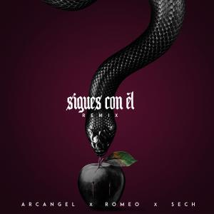 Romeo Santos的專輯Sigues Con El (Remix)