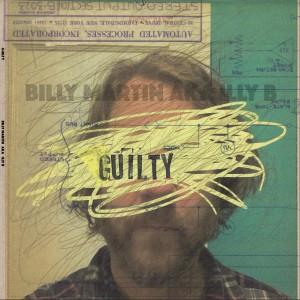 Album G U I L T Y from Billy Martin