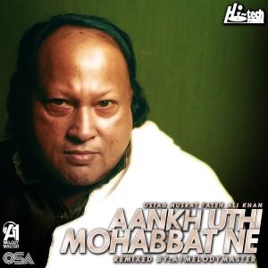 Ustad Nusrat Fateh Ali Khan的專輯Aankh Uthi Mohabbat Ne