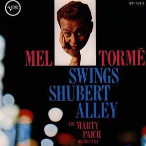 Mel Tormé的專輯Swings Shubert Alley