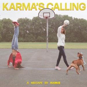 Album Karma's Calling from Hannie