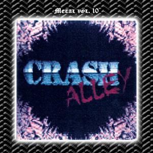 Album Metal Vol. 10: Crash Alley-S,T from Crash Alley