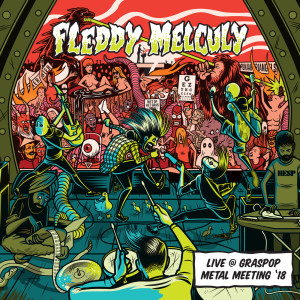 Listen to Camouflage (Live @ Graspop Metal Meeting '18) song with lyrics from Fleddy Melculy