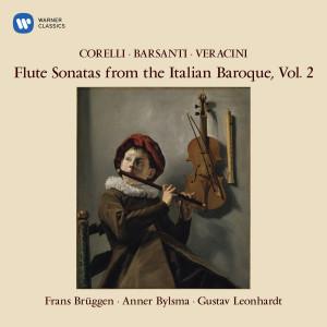 Album Flute Sonatas from the Italian Baroque, Vol. 2 from Gustav Leonhardt