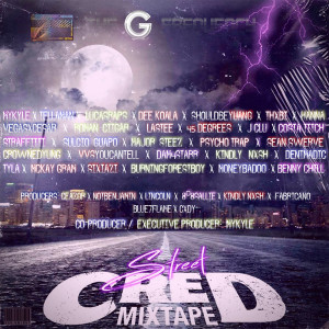 Album Street Cred Mixtape from Various Artists