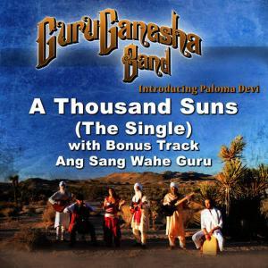Album A Thousand Suns from GuruGanesha Band