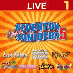 Album Gran Reventón Sonidero 5, Vol. 1 from Varios Artistas