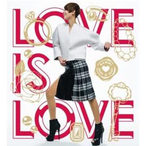 鄭秀文的專輯Love is Love (加強版)