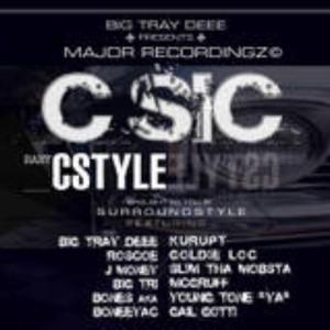 Album CSIC (Explicit) from Baby C-Style