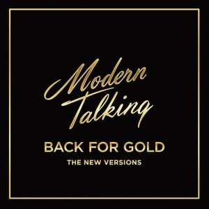 Album Back for Gold from Modern Talking
