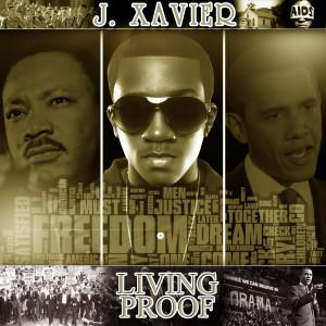 Album Living Proof from J Xavier