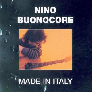 Album Made In Italy from Nino Buonocore