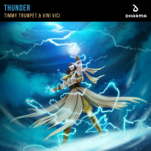 Album Thunder from Timmy Trumpet