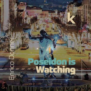 Album Poseidon is Watching from Enrico Donner