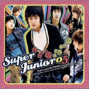 Super Junior的專輯SuperJunior 05