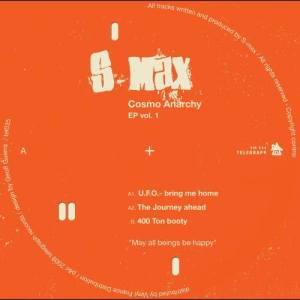 T-Max的專輯Cosmo Anarchy Vol.1