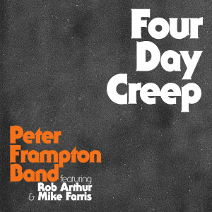 Album Four Day Creep from Peter Frampton Band