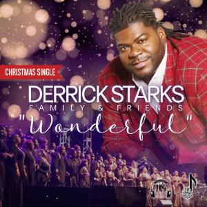 Album Wonderful (feat. FAMILY & FRIENDS) from Derrick Starks