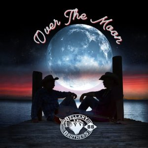 Album Over the Moon from The Bellamy Brothers