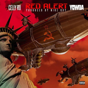 Album Red Alert from Celly Ru