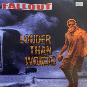 Album Louder Than Words from Fallout
