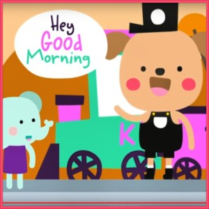 The Kiboomers的專輯Hey Good Morning Circle Time Song for Kids