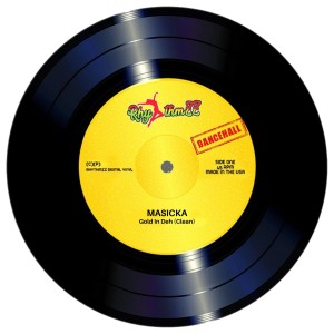 Album Gold in Deh from Masicka